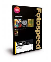 Die Fotospeed EG Matt Textured T...
